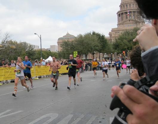 Austin Marathon 2011