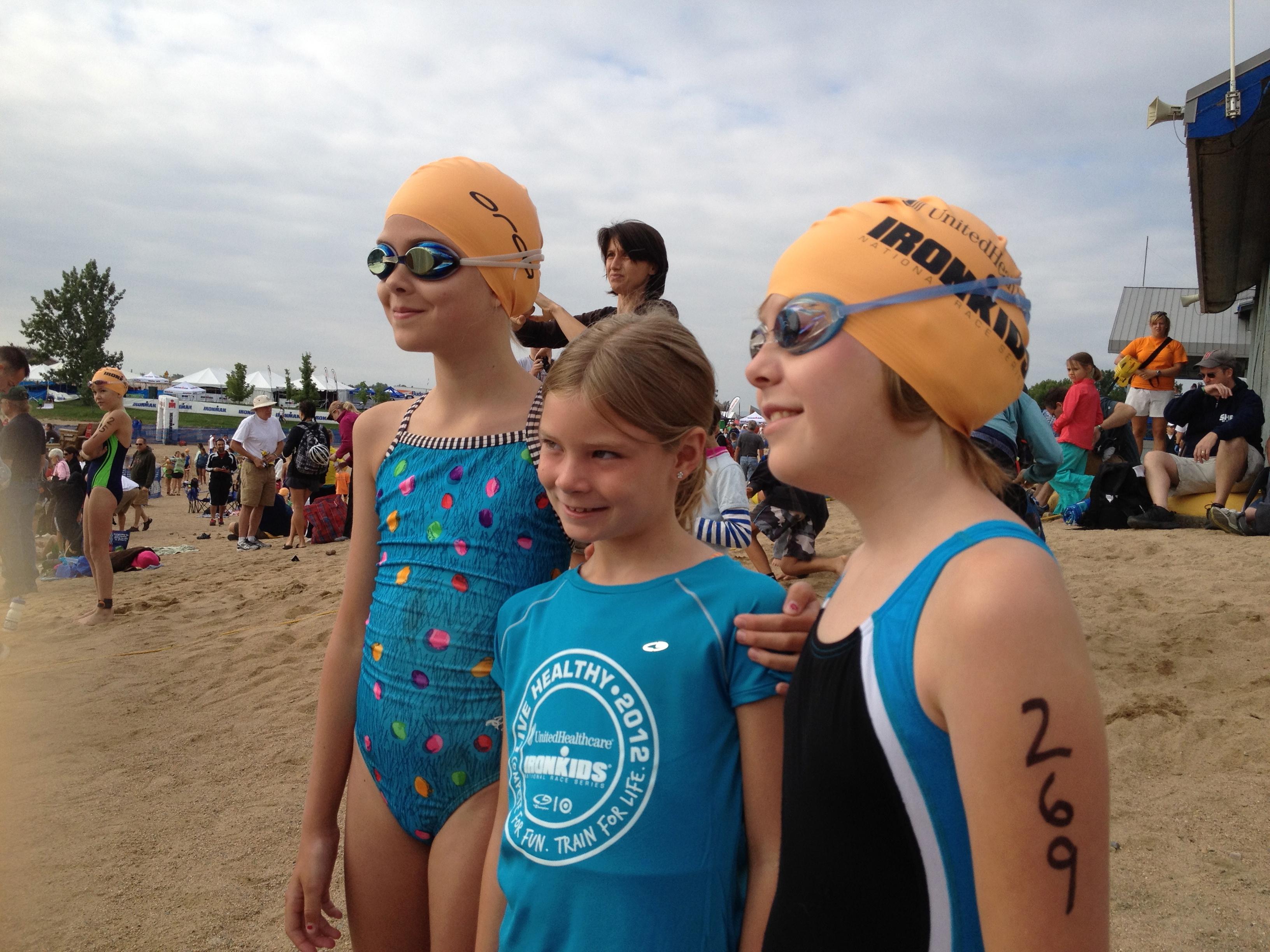 Kids Triathlon A Runner S Story