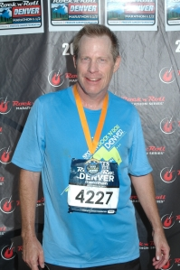 Denver Marathon 2012