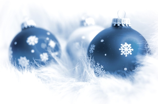 iStock winter ornaments