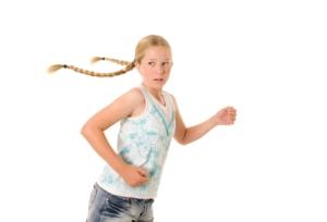 iStock_blonde runner