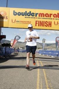 Boulder Half Finish