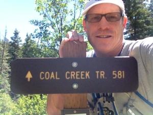 coal creek trailhead