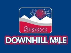 downhill mile