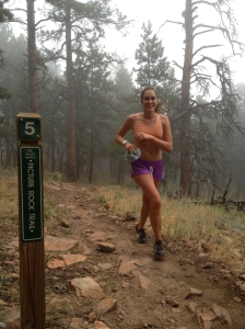 Allison at 5 miles
