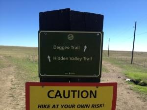 Deggee Trail