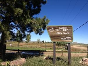 Eagle Trailhead