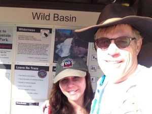 Wild Basin Trailhead