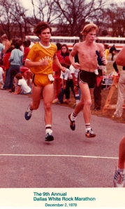 Dallas White Rock Marathon 1978