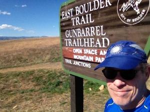 Gunbarrel Trailhead