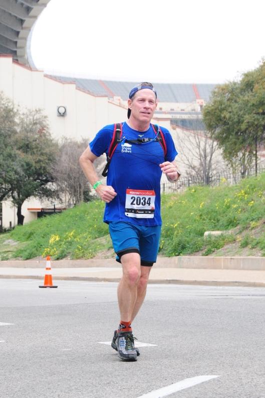 UT Campus in Austin Marathon