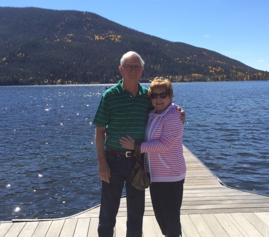 Papa and Grandma