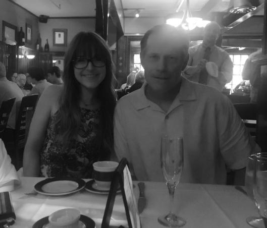 brit & dad