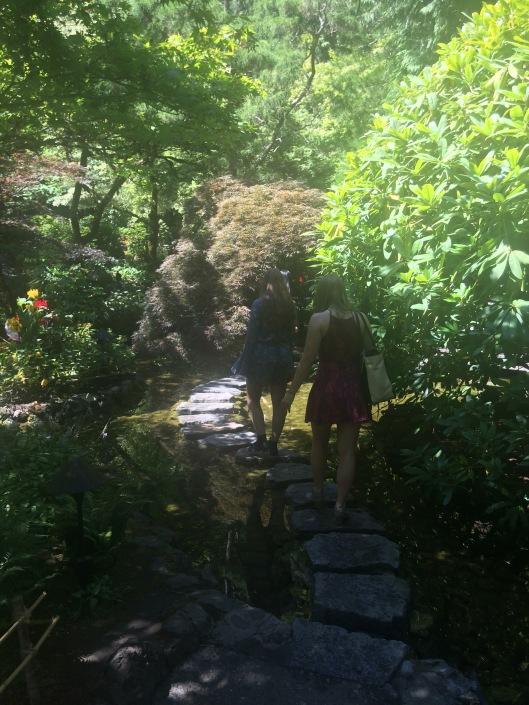 buchart sunken garden