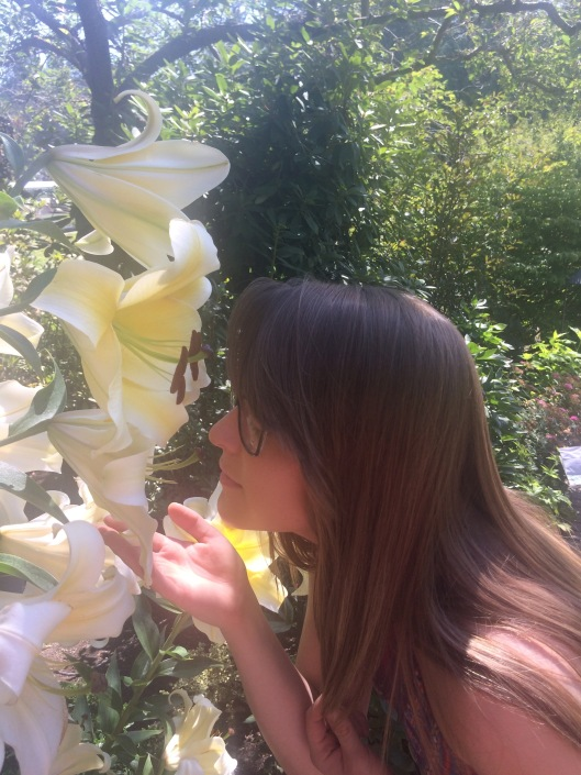 butchart flower brit