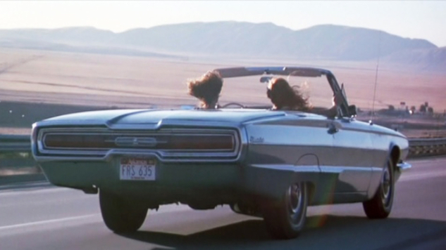 Thelma Louise Road